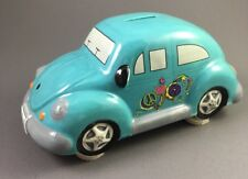 Girl Scouts Celebrate 100 Yrs VW Volkswagen Ceramic Coin Bank, great condition