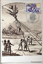 Yt 2701  FRANCE  Carte Postale Maximum arbre de la liberte   2701