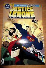 Justice League Unlimited Af Reprint (March 2005)