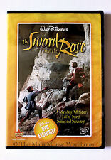 Mary Tudor Disney The Sword and The Rose AKA: When Knighthood Was in Flower DVD
