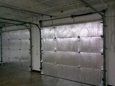 SmartGARAGE Premium Garage Door Insulation Kit- ONE CAR GARAGE DOOR 9'Wx7'H