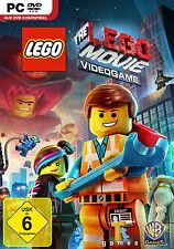 The LEGO Movie Videogame (PC, 2014, DVD-Box) mit Anleitung - sehr gut erhalten