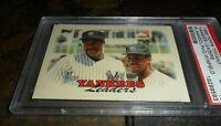 1988 Topps Tiffany #459 Yankees Winfield Randolph PSA 10 Gem Mint LOW POP