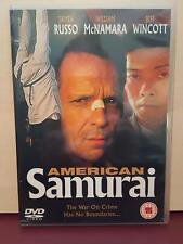 American Samurai (DVD, 1999) - James Russo - William McNamara