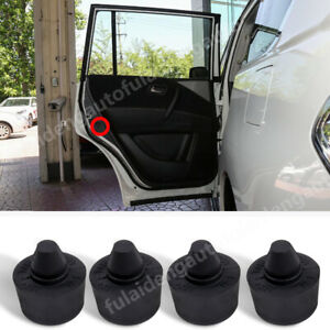 For Nissan Armada Patrol Y62 2013-2019 Car 4-door Cushioning Granular Rubber Pad
