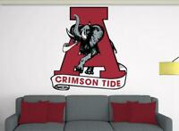 Alabama Crimson Tide Vinyl Decal ~ Car Truck Sticker - Cornholes, Wall Graphics