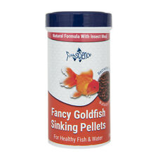 Fish Science Fancy Goldfish Pellets 150g Sinking Aquarium Natural Insect Meal