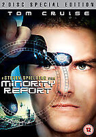 Minority Report - 2 Disc Special Edition [DVD], Excellent DVD, Neal McDonough, M