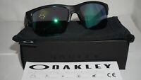 OAKLEY Sunglasses THINKLINK Matte Black Jade Iridium OO9316-09
