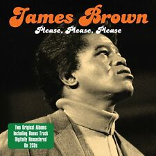 James Brown Please, Please, Please/Try Me!  2-CD+Bonus Track NEW SEALED Funk