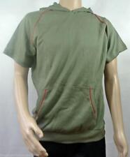 Individualisierte Kurzarm Herren-T-Shirts mit Kapuze