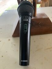 AKG D 8000 S Cable Microphone