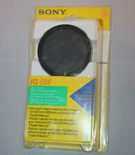 NEW Sony VCL-ES06 0.6X Wide Angle One Touch Conversion Lens - Digital Camcorder