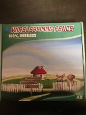 New listing Okpet Wireless 2 Dog Fence Pet Containment System, Safe Effective Beep/Shock new