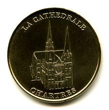28 CHARTRES Cathédrale, Face simple, 2014, Monnaie de Paris
