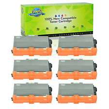 6PK TN750 Toner For Brother MFC-8520DN 8710DW 8510DN 8515DN HL-5450DN 5470DW