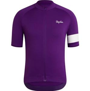 Rapha Core Jersey - Dark Purple (ACI) XXL SOLD OUT NOW