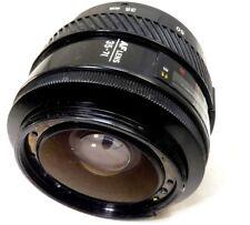 Minolta 35-70mm f4.0 AF Lens constant aperture Sony A mount a37 a57 SLR cameras