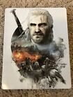 Witcher 3: Wild Hunt steelbook Only. Mint Condition. Ships In A Box