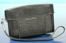 Minox PL + GT + GL borsa bag case astuccio guscio in pelle Leather - (41403)