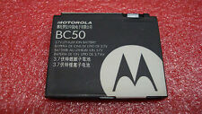 Original Genuine Motorola Battery BC50 For K1 Z6 K2 R1 Z3 L6 EM35 VE20