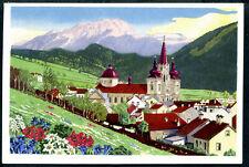AK Mariazell, 17.9.1948, Maria Zell
