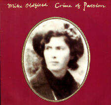 Mike Oldfield ‎– Crime Of Passion  -  45 RPM