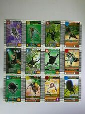 12 MIXED CARDS MUSHI KING CARD GAME MINT CONDITION JAPANESE #MU005