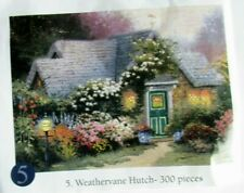 Thomas Kinkade Weathervane Hutch 300 Piece Puzzle Boxless 15 x 11