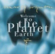 Marty Wynton Welcome to the planet Earth  [CD]