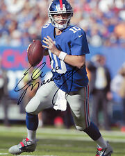 Eli Manning-New York Giants NFL quarterback - - REIMPRESIÓN firmado autógrafo