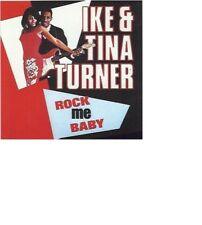 Ike & Tina Turner - Rock Me Baby / ARC Records CD 1987
