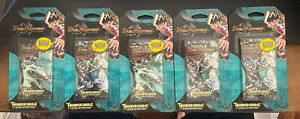 Duel Masters Thundercharge of Ultra Destruction Sealed 10-Card Booster DM-07 X5
