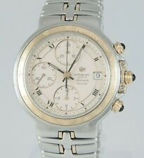 Raymond Weil Parsifal Automatic Chronograph Steel and Yellow Gold 38mm Ref: 7790