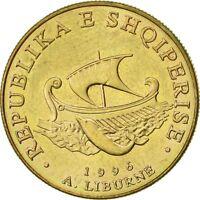 [#429389] Albania, 20 Leke, 1996, Rome, MBC+, Aluminio - bronce, KM:78