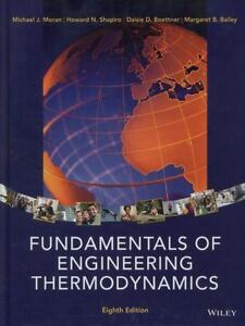 [PDF] Fundamentals of Engineering Thermodynamics by Michael J. Moran, Margaret B