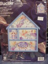 1996 Bucilla Christmas HEAVENLY HYMNS Counted Cross Stitch Kit  - NIP - N. Rossi
