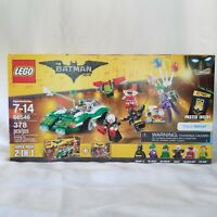 LEGO Batman Movie Super Pack 2-in-1 Limited Edition 66546 With Poster