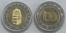 Ungarn / Hungary 100 Forint 2007 p721 unz.
