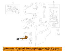 HONDA OEM 01-11 Civic-Door Hinge-Lower Left 67460S5DA01ZZ