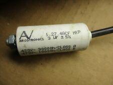 ARCOTRONICS)200PF 63V 0.0002UF 201F Coupling tin foil capacitor 10PCS Italy AV