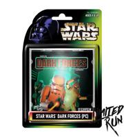 Star Wars Jedi Knight Dark Forces Classic Edition PC Limited Run Games GOLD CARD