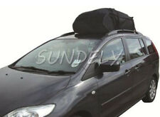 Car Roof Bag Top Box 458 Litre Travel Cargo Pack Bag Luggage Rack Holdall UK