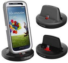 NEW KiDiGi CHARGER CRADLE AC USB WALL DESKTOP DOCK STATION FOR LG PHONES