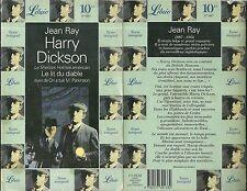 LIVRE - JEAN RAY : HARRY DICKSON - LE LIT DU DIABLE