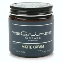 Grim Grease Matte Cream Hair Pomade