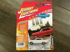 Johnny Lightning 1:64 Muscle Cars Usa Version B 1965 Chevy Nova Ss Jlmc010 Chase