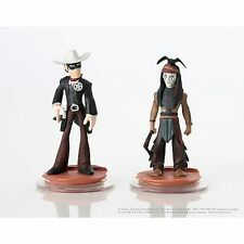 NEW Disney Infinity Lone Ranger Play Set Tonto John Reid Cavendish 1108800000000