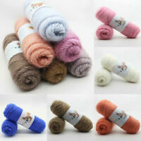 75g Soft Squirrel Cashmere Yarn Hand Knitting Crochet Yarn Thread For Sweater