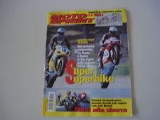 MOTOSPRINT 47/2003 DUCATI MONSTER 620/YAMAHA MAJESTY 400/PIAGGIO X9 500